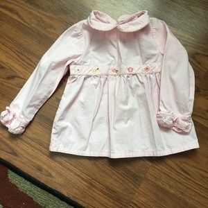 Other - Size 3T Gymboree long sleeve toddler blouse